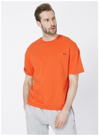 National Geographic National Geographic T-Shirt Oranj